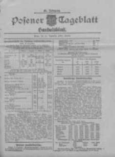 Posener Tageblatt. Handelsblatt 1909.12.23 Jg.48