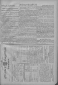 Posener Tageblatt. Handelsblatt 1909.12.27 Jg.48
