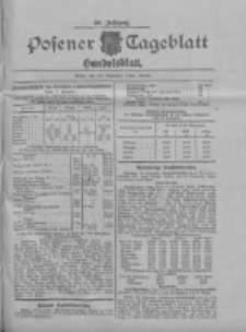 Posener Tageblatt. Handelsblatt 1909.12.28 Jg.48