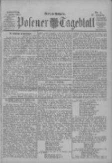 Posener Tageblatt 1900.01.04 Jg.39 Nr4
