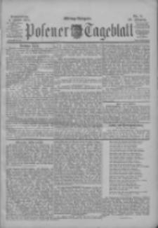 Posener Tageblatt 1900.01.04 Jg.39 Nr5