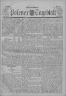 Posener Tageblatt 1900.01.05 Jg.39 Nr6