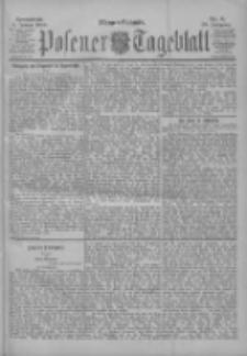 Posener Tageblatt 1900.01.06 Jg.39 Nr8