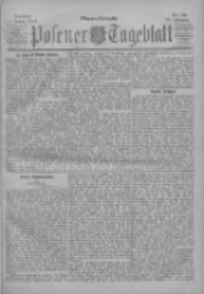 Posener Tageblatt 1900.01.07 Jg.39 Nr10