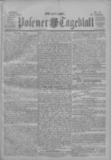 Posener Tageblatt 1900.01.08 Jg.39 Nr11