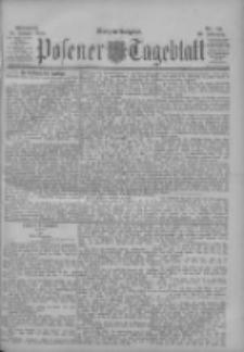 Posener Tageblatt 1900.01.10 Jg.39 Nr14