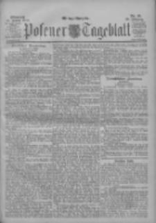 Posener Tageblatt 1900.01.10 Jg.39 Nr15