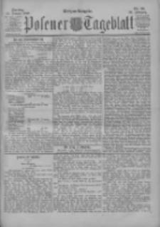 Posener Tageblatt 1900.01.12 Jg.39 Nr18