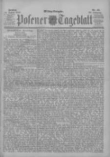 Posener Tageblatt 1900.01.12 Jg.39 Nr19