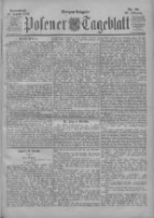 Posener Tageblatt 1900.01.13 Jg.39 Nr20