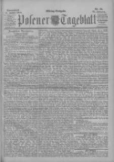 Posener Tageblatt 1900.01.13 Jg.39 Nr21