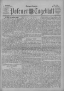 Posener Tageblatt 1900.01.14 Jg.39 Nr22