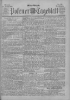 Posener Tageblatt 1900.01.15 Jg.39 Nr23