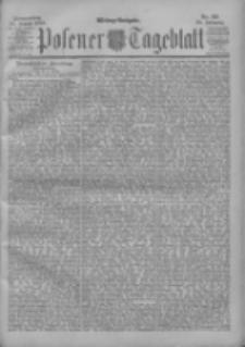 Posener Tageblatt 1900.01.18 Jg.39 Nr29