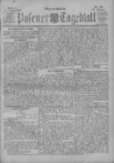 Posener Tageblatt 1900.01.19 Jg.39 Nr30