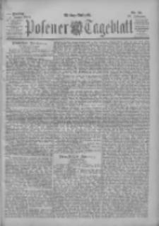 Posener Tageblatt 1900.01.19 Jg.39 Nr31