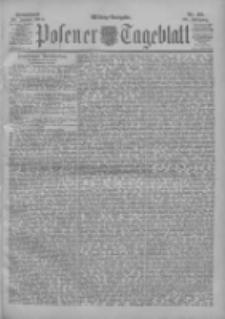 Posener Tageblatt 1900.01.20 Jg.39 Nr33