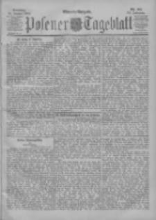 Posener Tageblatt 1900.01.21 Jg.39 Nr34
