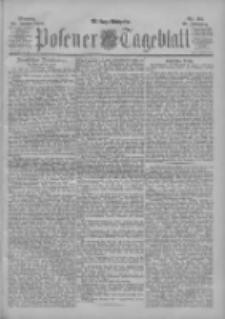 Posener Tageblatt 1900.01.22 Jg.39 Nr35