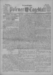 Posener Tageblatt 1900.01.23 Jg.39 Nr36