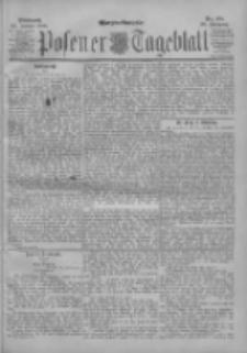 Posener Tageblatt 1900.01.24 Jg.39 Nr38
