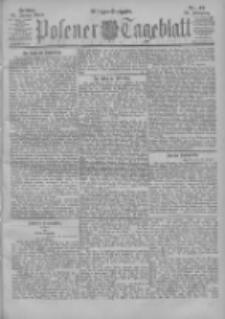 Posener Tageblatt 1900.01.26 Jg.39 Nr42