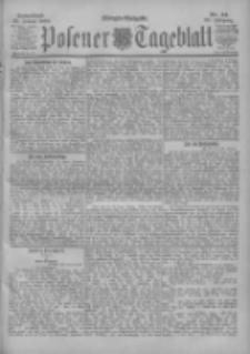 Posener Tageblatt 1900.01.27 Jg.39 Nr44