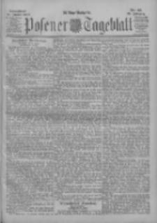 Posener Tageblatt 1900.01.27 Jg.39 Nr45