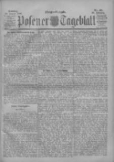 Posener Tageblatt 1900.01.28 Jg.39 Nr46