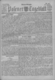 Posener Tageblatt 1900.02.01 Jg.39 Nr52