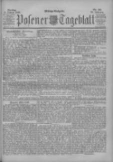 Posener Tageblatt 1900.02.02 Jg.39 Nr55