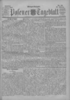 Posener Tageblatt 1900.02.04 Jg.39 Nr58