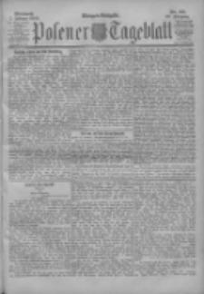 Posener Tageblatt 1900.02.07 Jg.39 Nr62