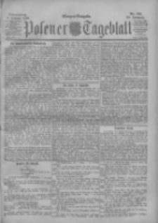 Posener Tageblatt 1900.02.08 Jg.39 Nr64