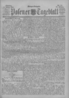 Posener Tageblatt 1900.02.13 Jg.39 Nr72