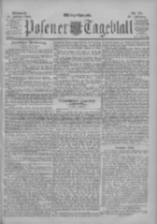 Posener Tageblatt 1900.02.14 Jg.39 Nr75