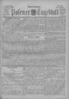 Posener Tageblatt 1900.02.15 Jg.39 Nr76