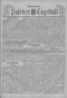 Posener Tageblatt 1900.02.18 Jg.39 Nr82