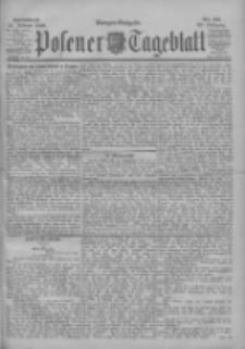 Posener Tageblatt 1900.02.24 Jg.39 Nr92