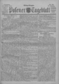 Posener Tageblatt 1900.02.24 Jg.39 Nr93
