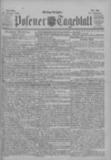 Posener Tageblatt 1900.02.26 Jg.39 Nr95