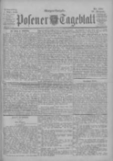 Posener Tageblatt 1900.03.01 Jg.39 Nr100