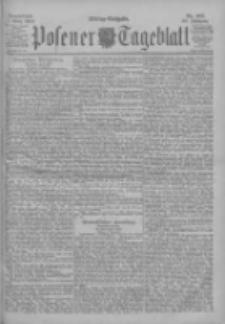 Posener Tageblatt 1900.03.03 Jg.39 Nr105