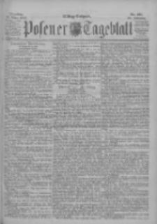 Posener Tageblatt 1900.03.13 Jg.39 Nr121
