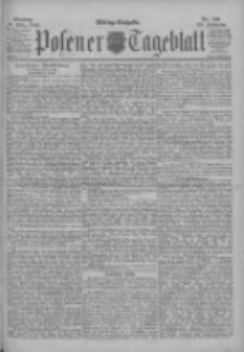 Posener Tageblatt 1900.03.19 Jg.39 Nr131