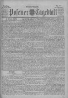 Posener Tageblatt 1900.03.20 Jg.39 Nr132
