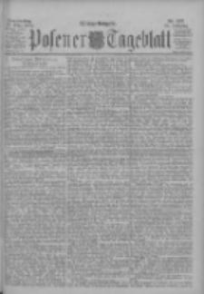 Posener Tageblatt 1900.03.22 Jg.39 Nr137