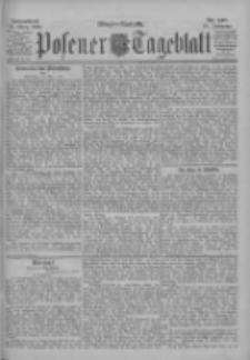 Posener Tageblatt 1900.03.24 Jg.39 Nr140
