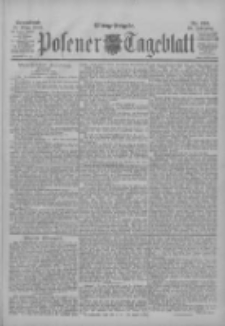 Posener Tageblatt 1900.03.31 Jg.39 Nr153