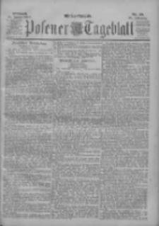 Posener Tageblatt 1900.01.24 Jg.39 Nr39